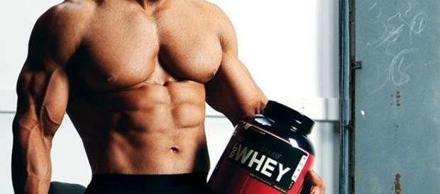 Whey Protein é um dos mais conhecidos