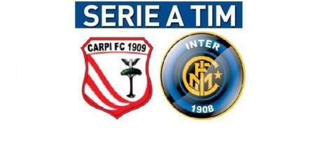 Carpi-Inter in diretta su BlastingNews