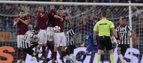 Diretta LIVE Roma - Juventus su Blasting News