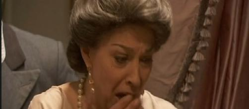 Donna Francisca piange il figlio Tristan