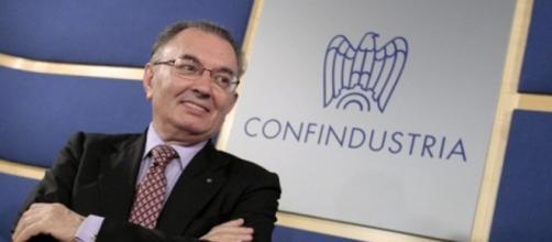 Giorgio Squinzi, Presidente di Confindustria