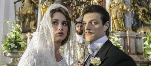 Grand Hotel fiction Rai1 - Foto Ansa