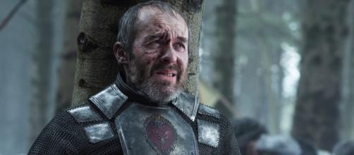 L'attore che interpreta Stannis, Stephen Dillane