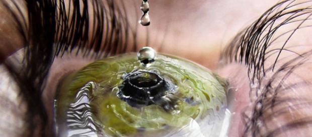 Gotas oculares para curar enfermedades cerebrales