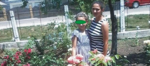 Raluca fata violata la Vaslui a aparut pe facebook