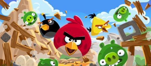 Angry Birds: il brand di successo della Rovio.
