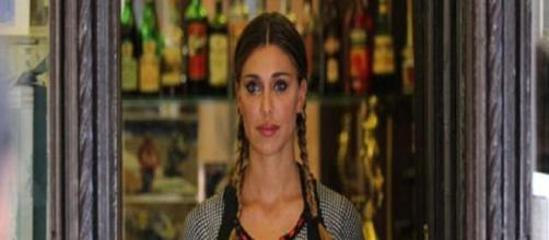 """Belen Rodriguez nuova attrice del """"Segreto"""""""