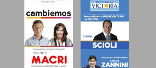 Cambio o continuidad, sus principales referentes.