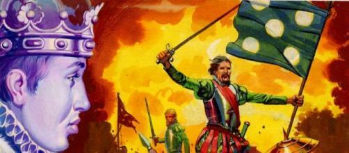 D. Sebastião e a Batalha de Alcácer Quibir
