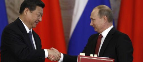 Le sanzioni avvicinano Russia e Cina