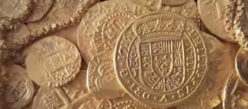 Un tesoro è stato ritrovato in Florida