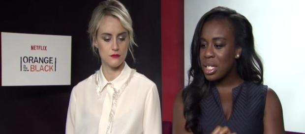 As atrizes comentam fatos da terceira temporada