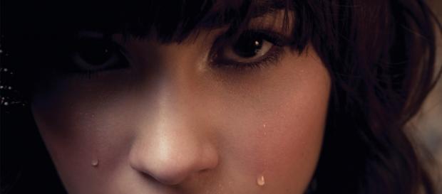 Demi lovato se encuentra triste por una pérdida