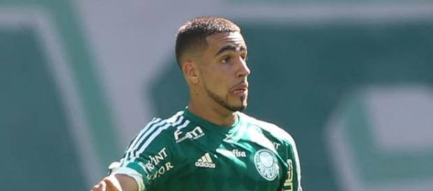 Jogador era um dos destaques do Palmeiras no ano