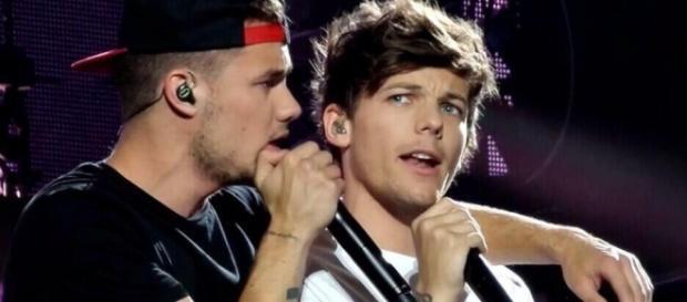 Liam Payne e Louis Tomlinson do One Direction