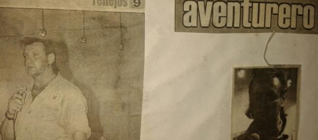 Recorte de periodicos argentinos del 88