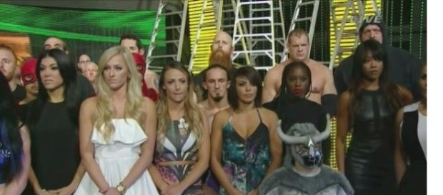 WWE Wrestler/innen zu tiefst bestürzt