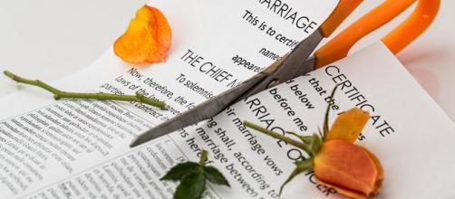 Aumento inesorabile dei divorzi