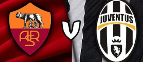 Diretta Live della partita Roma-Juventus