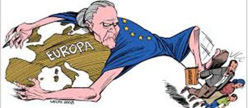L'Europa sta diventando xenofoba