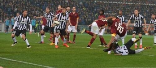 Roma-Juve, la diretta del match