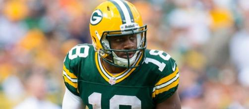 Young-gun Randall Cobb injured
