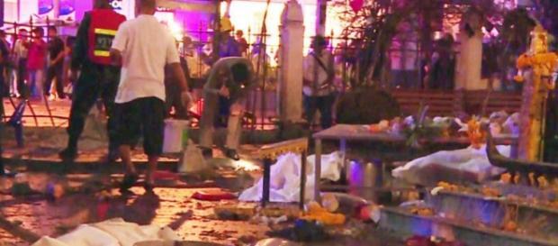 Atentado terrorista em Bangkok