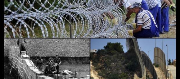 El nuevo Schandmauer de Europa