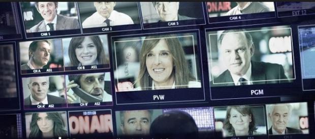 Fotograma de Las caras de la noticia.