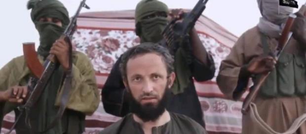 Iulian Gherguţ românul răpit în Burkina Faso