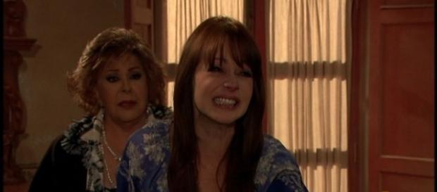 Ivana será agredida e acusada da morte de Oscar