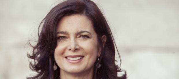 Laura Boldrini, presidente della Camera