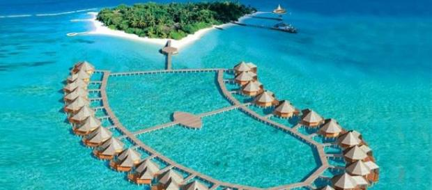 Maldivas, um dos destinos de eleição