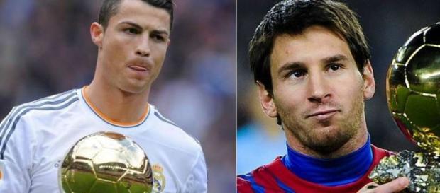 Neymar pode ser o grande sucessor desses dois.