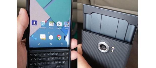 Novo Blackberry Venice: Imagens Atualizadas.