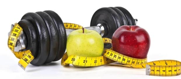 Uma boa alimentação ajuda no resultado do treino