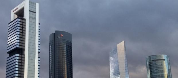 Una tormenta provoca la caída de árboles en Madrid