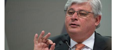 O Procurador Geral Rodrigo Janot- Agencia Brasil
