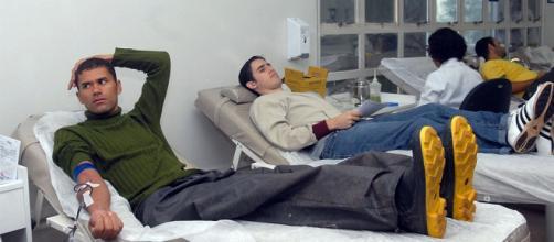Brasileiros doam menos sangue na América Latina