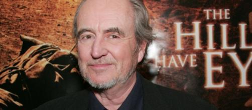 El director de cine de terror, Wes Craven
