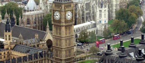 Il Big Bang, simbolo di Londra