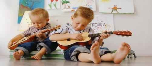La musica ha molti benefici sui più piccolini