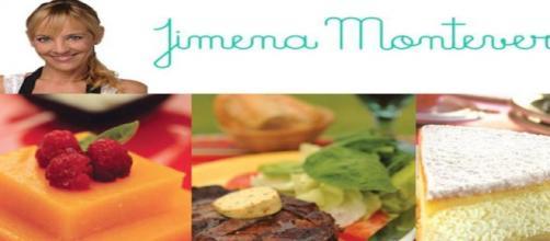 Las recetas de Jimena Monteverde están en su web