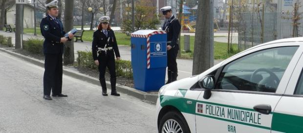 Autovelox e polizia municipale