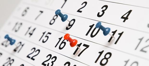 Calendario scadenze fiscali settembre 2015: date