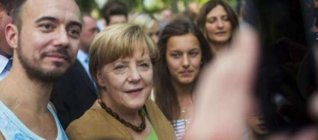 Cancelarul german Angela Merkel (foto:Reuters)