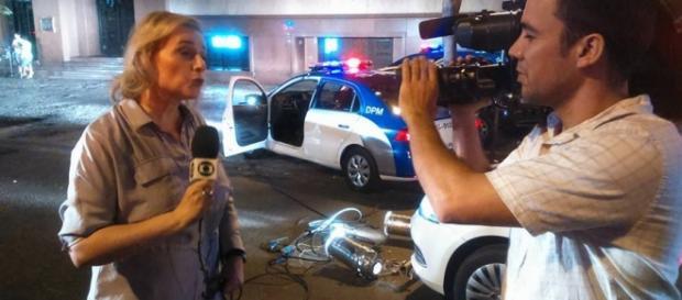 Globo exibirá seu microfone em novela