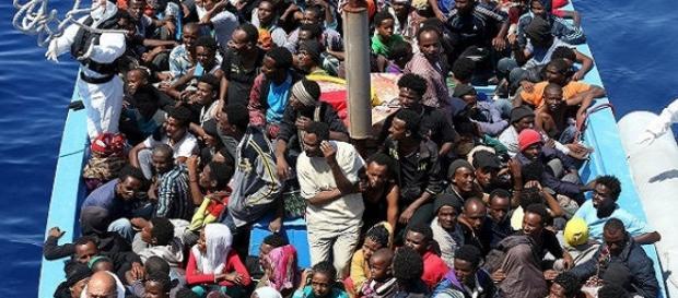 Imigrantii musulmani care invadeaza Europa