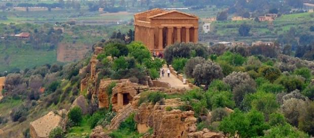 În Agrigento românca a fost şantajată mult timp