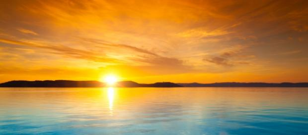 Un nou răsărit superb de soare
